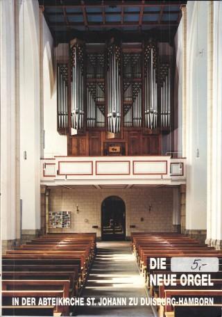 Orgel von Mönch und Prachtel in Duisburg-Hamborn