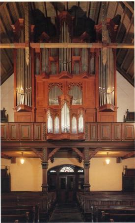 Führer-Orgel in Essen-Kray