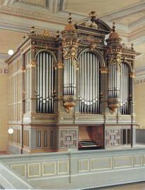 Orgel der Providenzkirche in Heidelberg