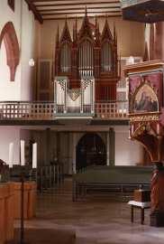 Jann-Orgel in Neustadt an der Aisch