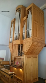 Jann-Orgel in Essen-Frintrop, Foto: Sven Dierke