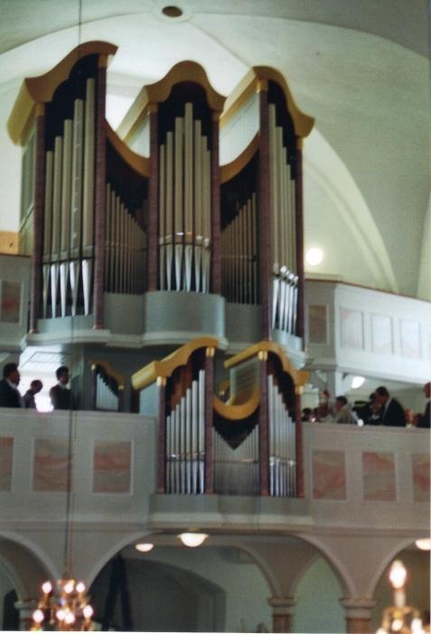 Orgelweihe07
