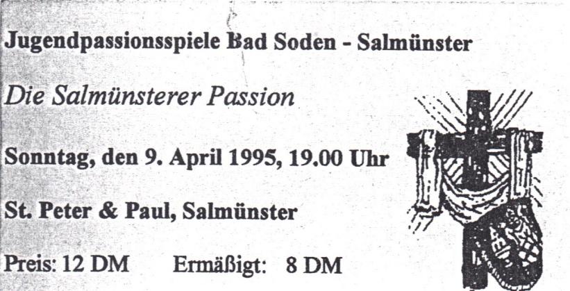 Passion 1995