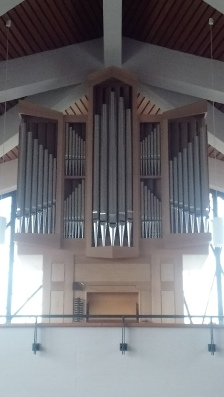 Mebold-Orgel, Erlöserkirche