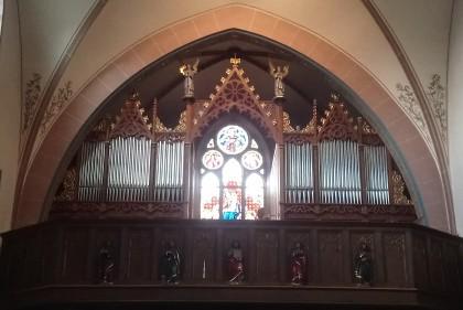 Walcker-Orgel, St. Laurentius